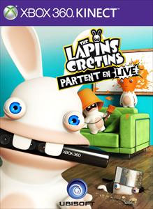 The Lapins Cr�tins Partent En Live