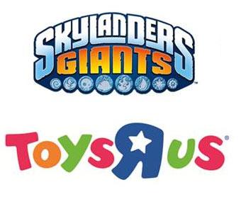 Skylanders giants venez f ter l 39 arriv e de skylanders giants - Tous les skylanders ...