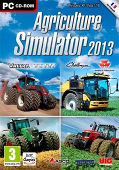 agriculture simulator 2013 just for games nouveau distributeur d 39 iug. Black Bedroom Furniture Sets. Home Design Ideas
