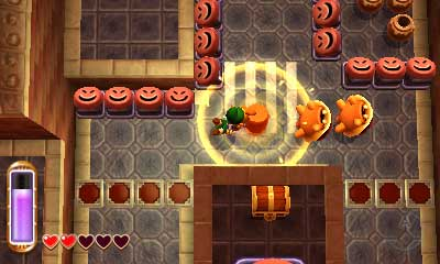 The Legend Of Zelda : A Link Between Worlds (image 8)