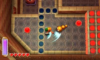 The Legend Of Zelda : A Link Between Worlds (image 6)