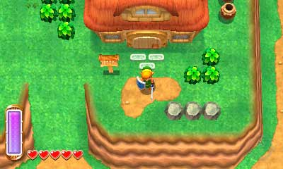The Legend Of Zelda : A Link Between Worlds (image 4)