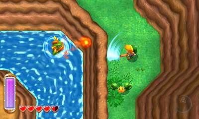 The Legend Of Zelda : A Link Between Worlds (image 3)