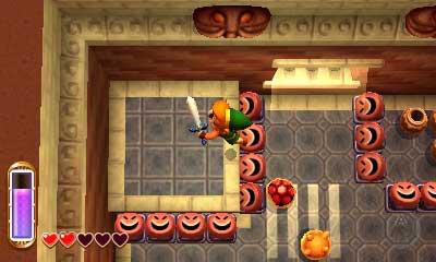 The Legend Of Zelda : A Link Between Worlds (image 2)