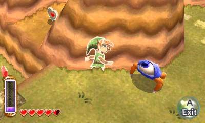 The Legend Of Zelda : A Link Between Worlds (image 1)