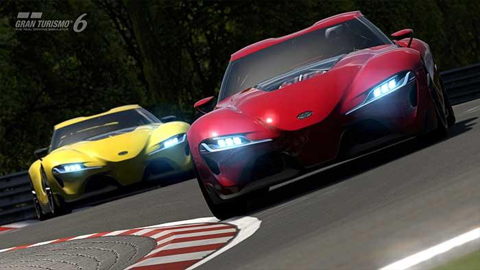 Gran Turismo 6 (image 1)