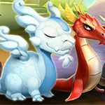 Dragon Mania Legends est disponible (iPhone, iPodT, iPad, Mobiles)