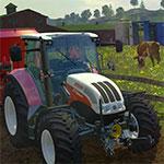 Presentation video du garage de Farming Simulator 15 sur consoles (PS3, PS4, Xbox 360, Xbox One, PC)