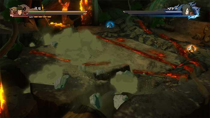 NARUTO SHIPPUDEN: Ultimate Ninja STORM 4 Clé Steam