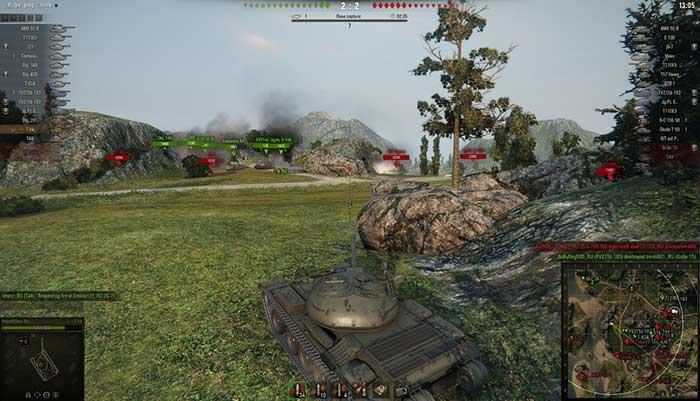 <b>World</b> <b>of Tanks</b> : la <b>mise</b> à <b>jour</b> 1.0 - Millenium