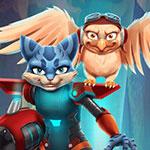 Skylar and Plux : Adventure