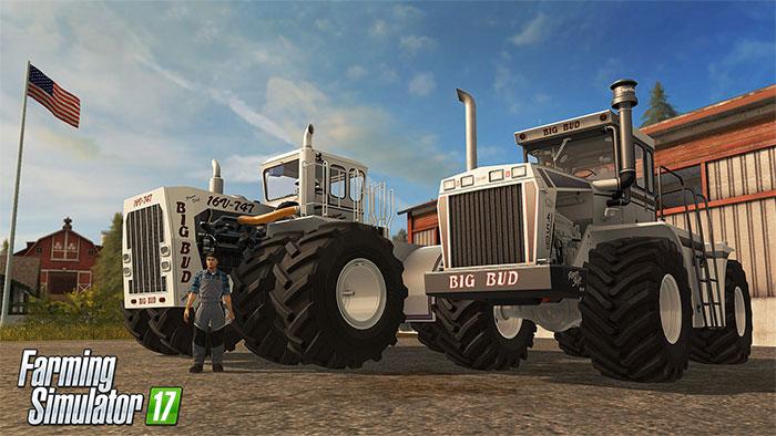 Farming Simulator 17 : DLC Big Bud
