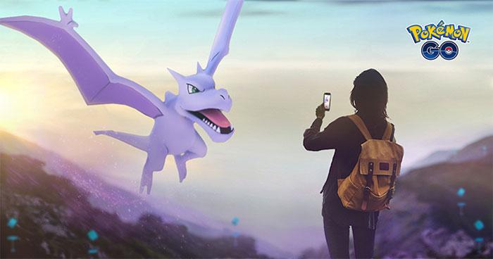 Pokémon GO : une semaine type roche en approche !