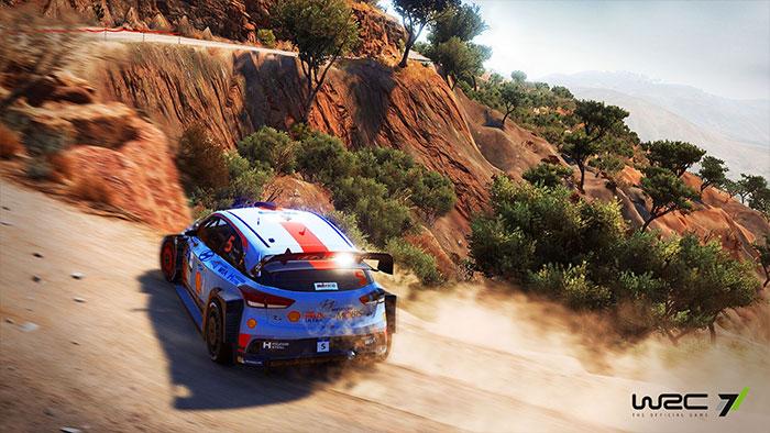 Sortie prochaine du jeu WRC 7 — BIGBEN INTERACTIVE