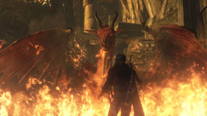 Trailer et date de sortie — Dragon's Dogma DA
