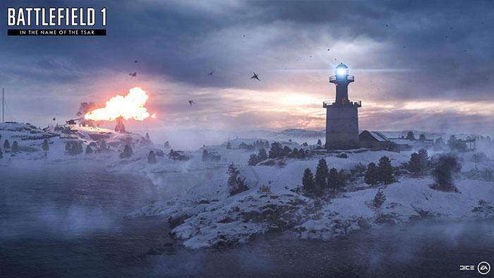 L'extension In the Name of the Tsar de Battlefield 1 est disponible