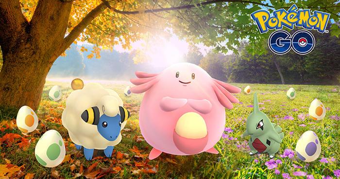 Pokémon GO Equinoxe arrive #buzzetclair