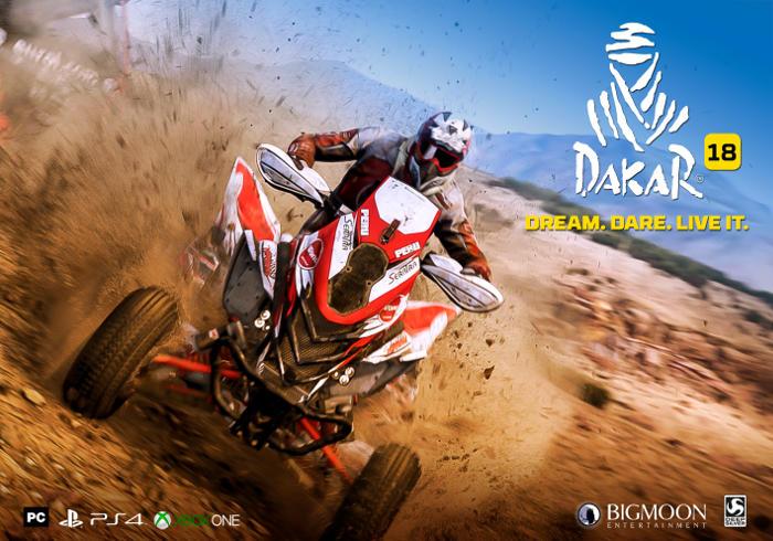 DAKAR 18 se dévoile