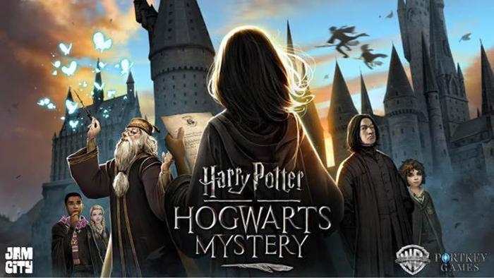Hogwarts Mystery nous montre un peu de gameplay — Harry Potter