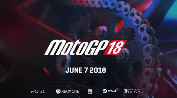MotoGP 18 a sa date de sortie