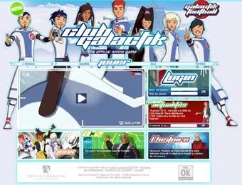 Club galactik mise en ligne du monde virtuel galactik - Galactik football personnage ...